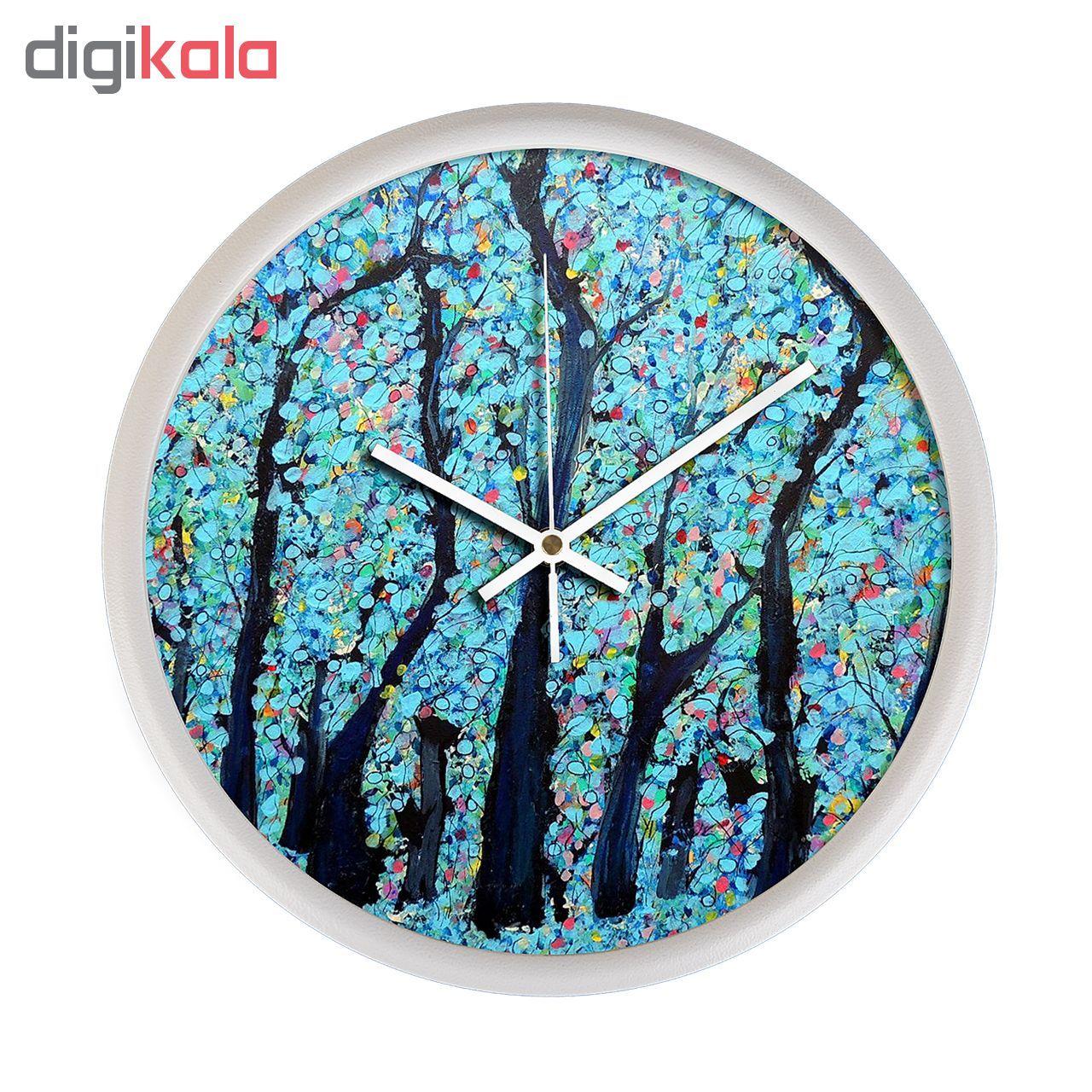 ساعت دیواری مینی مال لاکچری مدل 35Dio3_0723 main 1 1