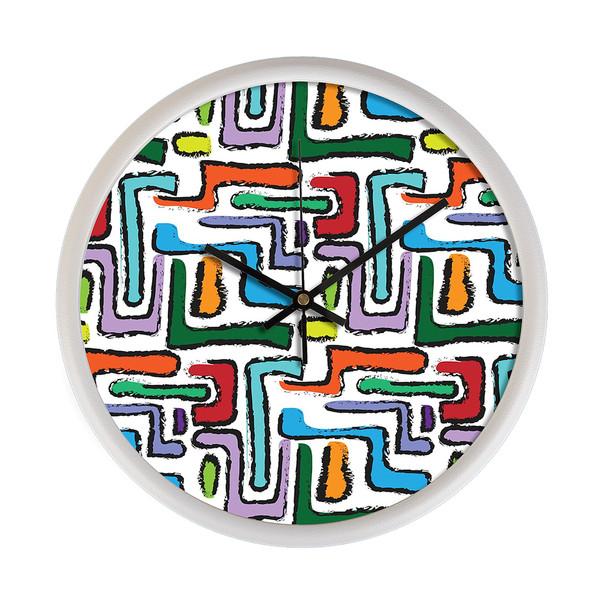 ساعت دیواری مینی مال لاکچری مدل 35Dio3_0730