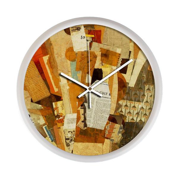 ساعت دیواری مینی مال لاکچری مدل 35Dio3_0734