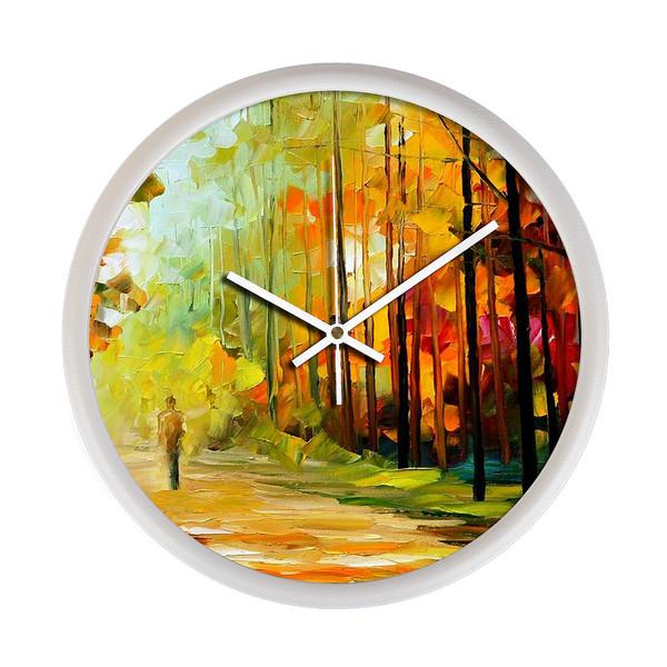 ساعت دیواری مینی مال لاکچری مدل 35Dio3_0740