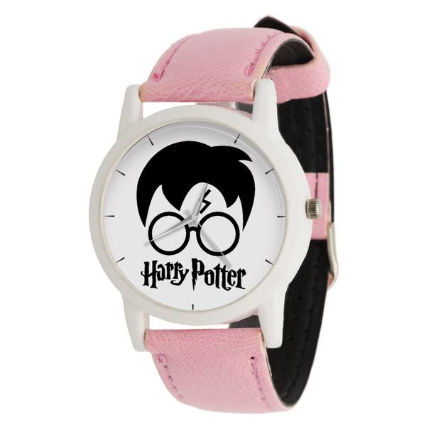 ساعت مچی عقربه ای زنانه طرح هری پاتر کد LF1706