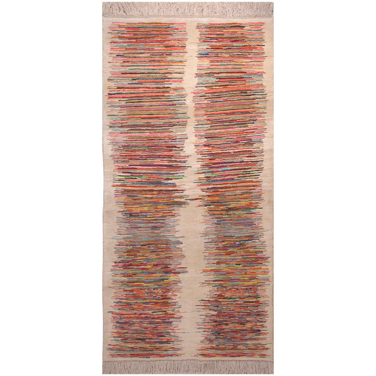 فرش دستبافت دو متری فرش هريس کد 101415