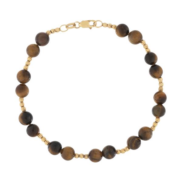دستبند طلا 18 عیار زنانه مدل D120