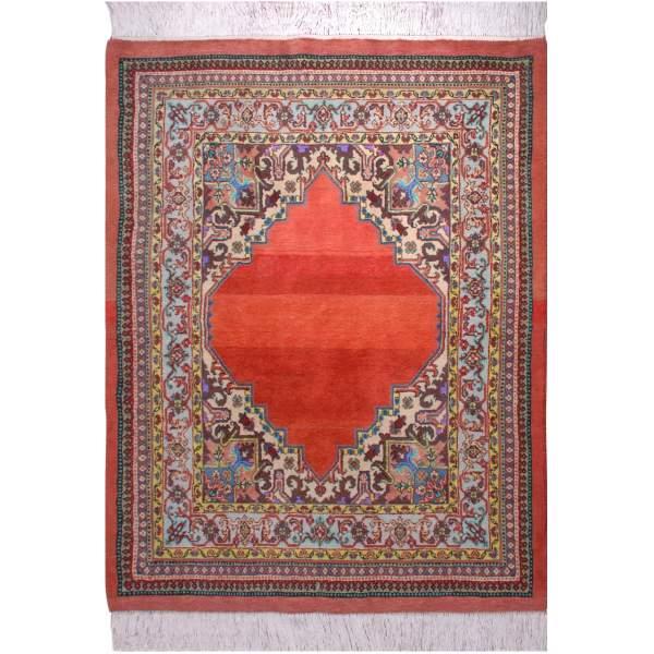 فرش دستبافت سه متری فرش هریس کد 101416