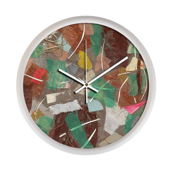 ساعت دیواری مینی مال لاکچری مدل 35Dio3_0756