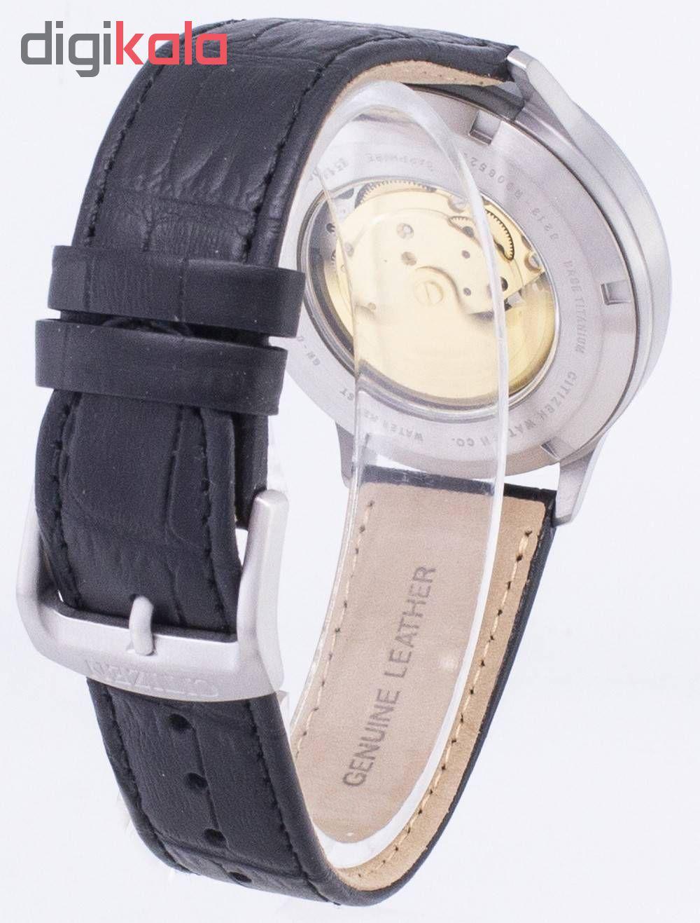کد تخفیف                                      ساعت مچی عقربه ای مردانه سیتی زن مدل NJ0090-21L