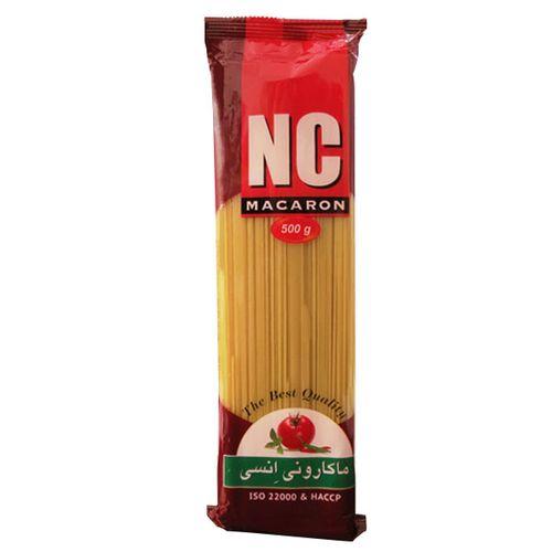 اسپاگتی انسی  مقدار 500 گرم