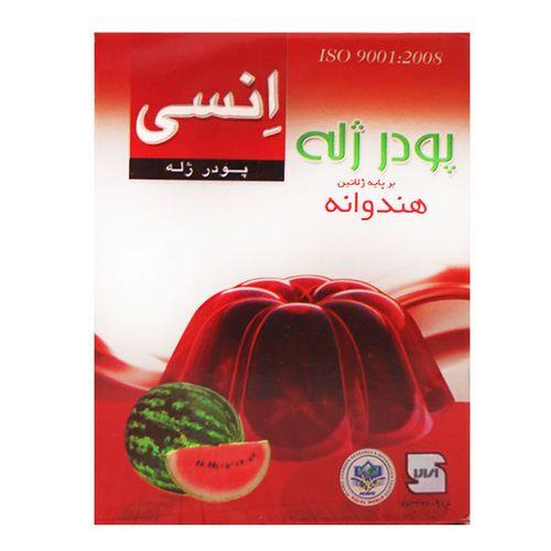 پودر ژله هندوانه انسی  مقدار 100 گرم