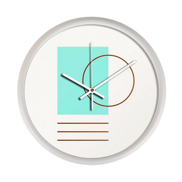 ساعت دیواری مینی مال لاکچری مدل 35Dio3_0768