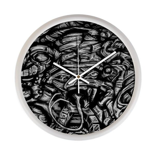 ساعت دیواری مینی مال لاکچری مدل 35Dio3_0773