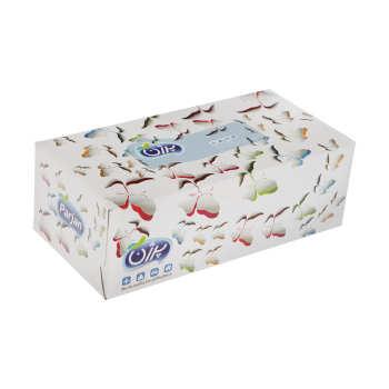 دستمال کاغذی 150 برگ پرژن مدل Butterfly