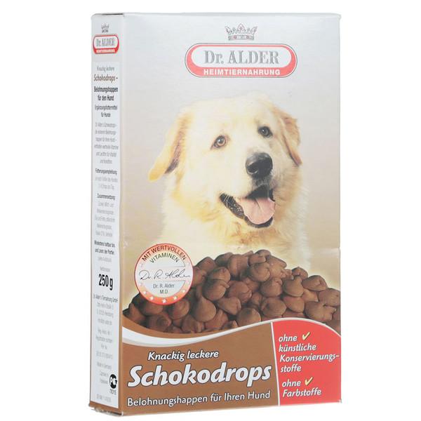 غذای تشویقی سگ دکتر آلدرز مدل Chocolate وزن 250 گرم