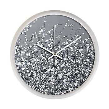 ساعت دیواری مینی مال لاکچری مدل 35Dio3_0801