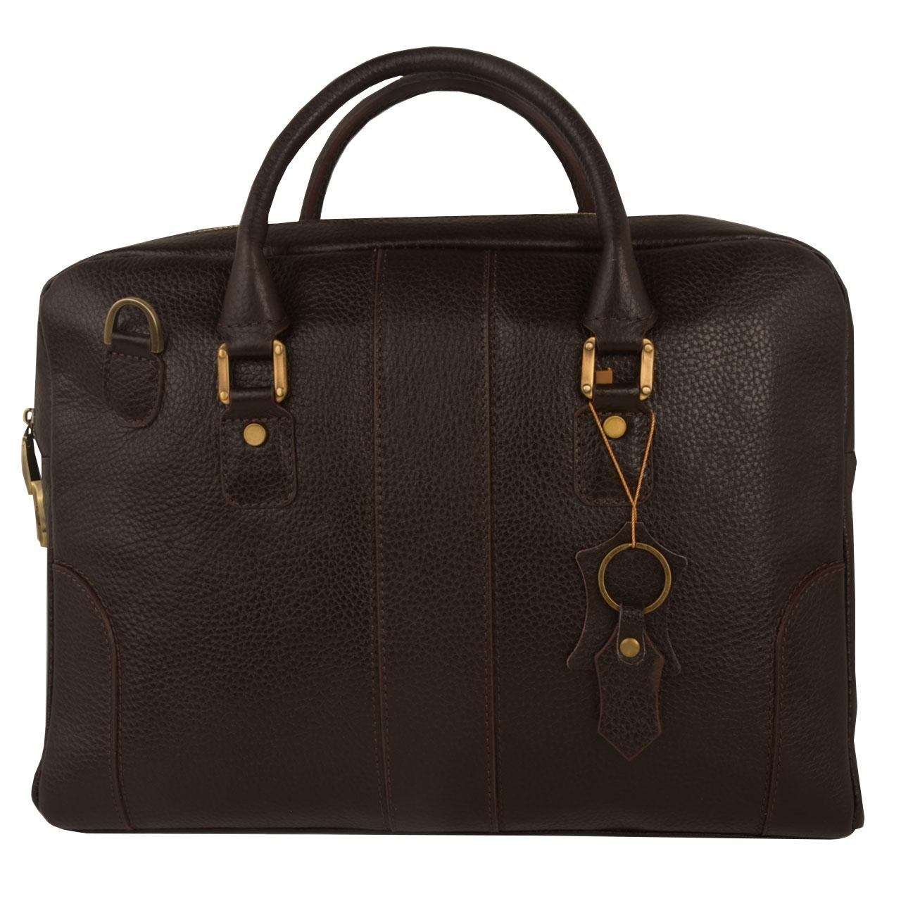 کیف اداری زنانه کهن چرم مدل  L155-15