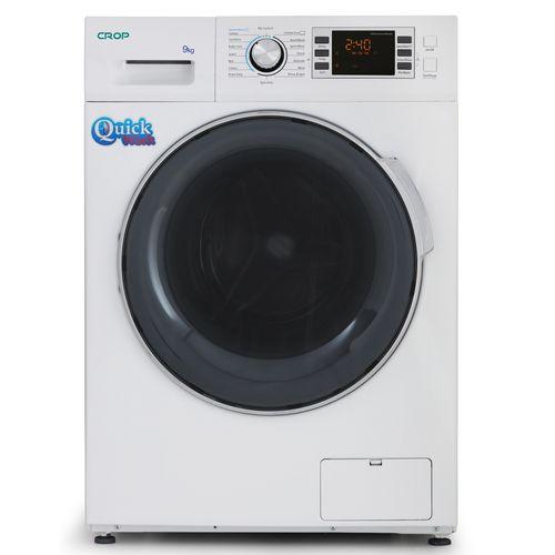 ماشین لباسشویی کروپ مدل WFM-29406 ظرفیت 9 کیلوگرم Crop WFM-29406 Washing Machine 9Kg