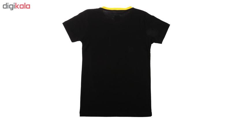 تی شرت ناوالس مدل Surf-BK