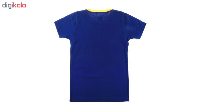 تی شرت ناوالس مدل Surf-BL