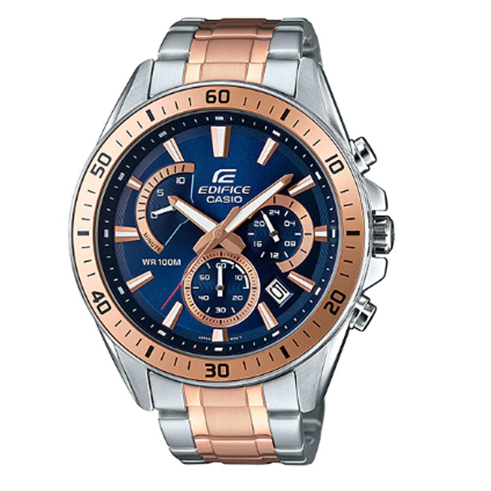 ساعت مچی عقربه ای مردانه کاسیو ادیفایس کد EFR-552SG-2A