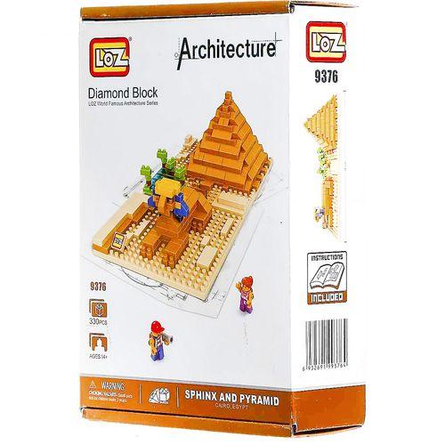 ساختنی لوز مدل architecture کد 9376
