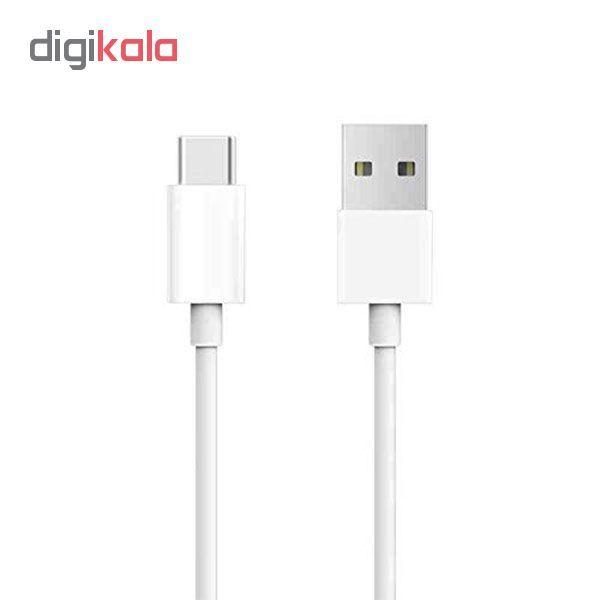 کابل تبدیل USB به USB-C زد ام آی مدل AL701 main 1 4