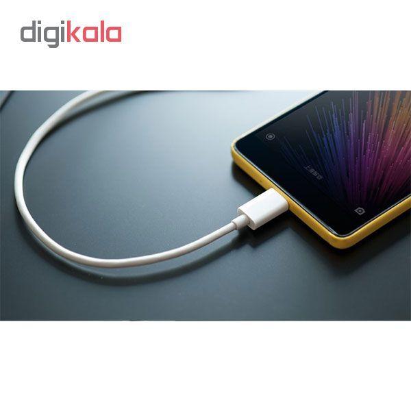 کابل تبدیل USB به USB-C زد ام آی مدل AL701 main 1 6