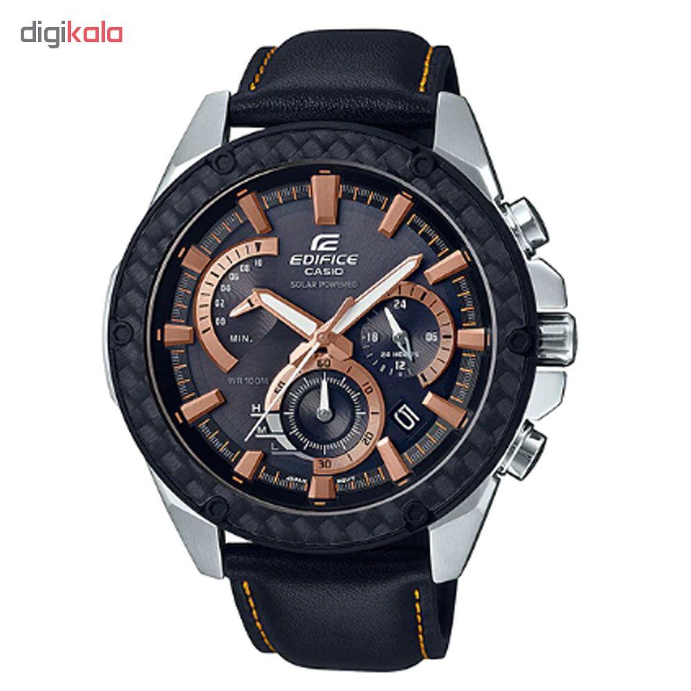 کد تخفیف                                      ساعت مچی عقربه ای مردانه کاسیو کد EQS-910L-1A
