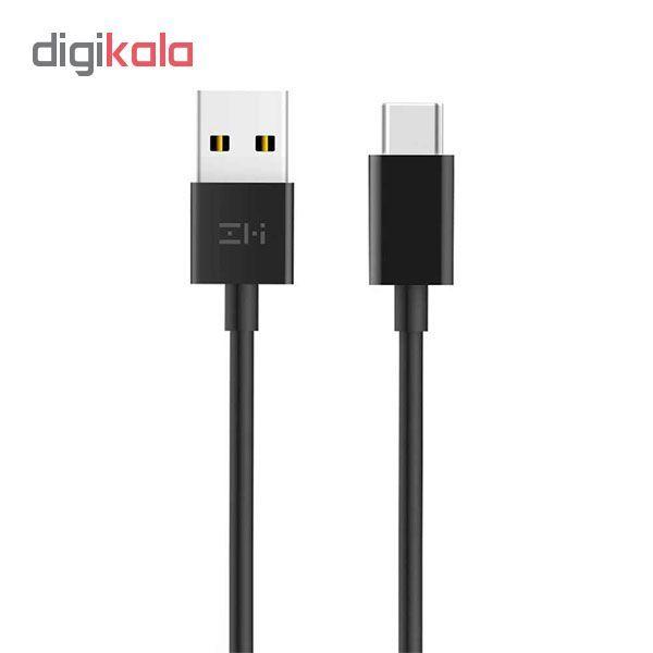 کابل تبدیل USB به USB-C زد ام آی مدل AL701 main 1 7