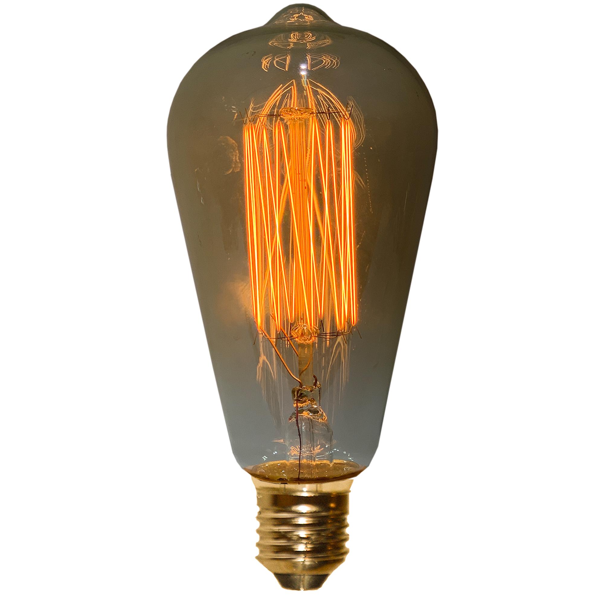 لامپ ادیسونی ۴۰ وات مدل 101 پایه E27