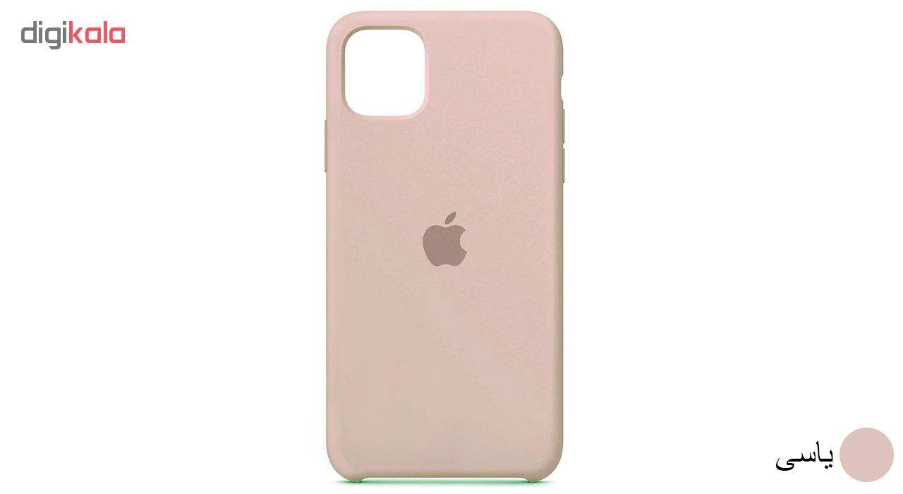 کاور مدل Si1ic0n مناسب برای گوشی موبایل اپل iPhone 11 PRO main 1 12