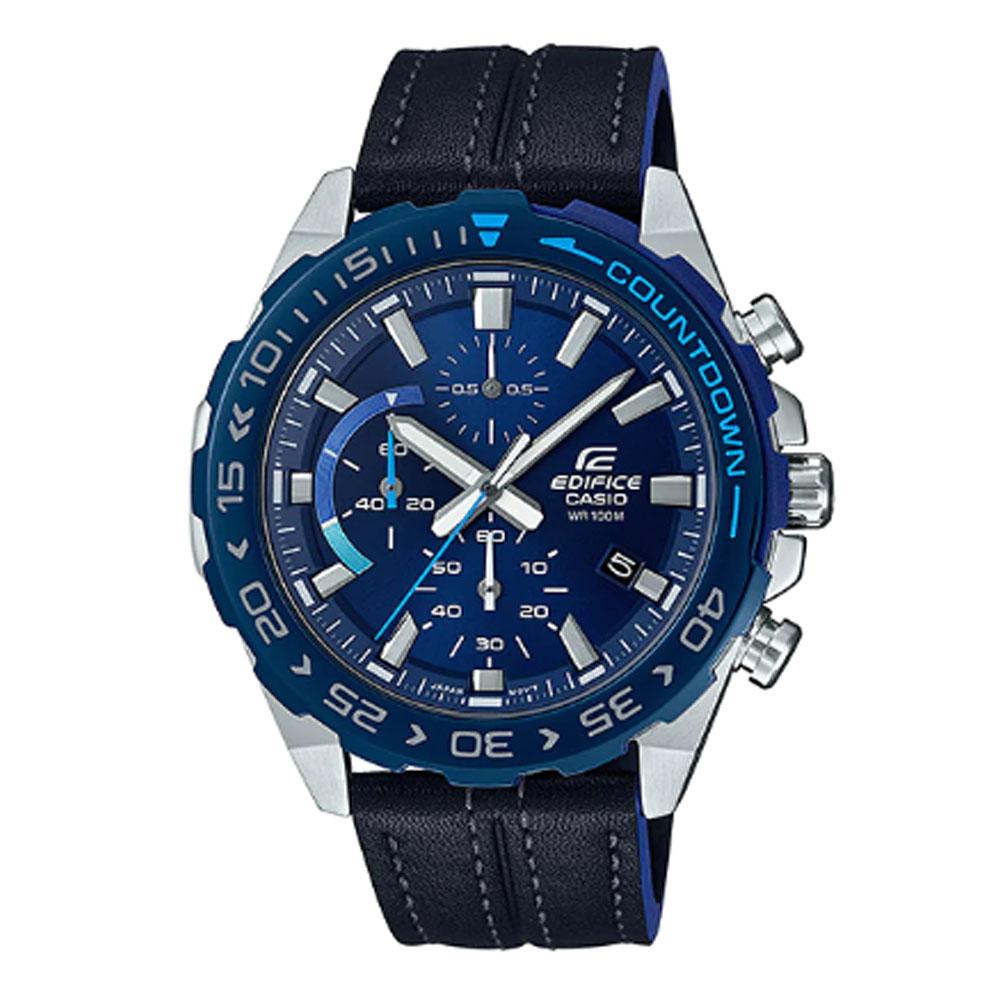 کد تخفیف                                      ساعت مچی عقربه ای مردانه کاسیو کد EFR-566BL-2A