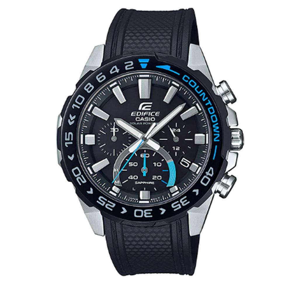 ساعت مچی عقربه ای مردانه کاسیو ادیفایس کد EFS-S550PB-1A