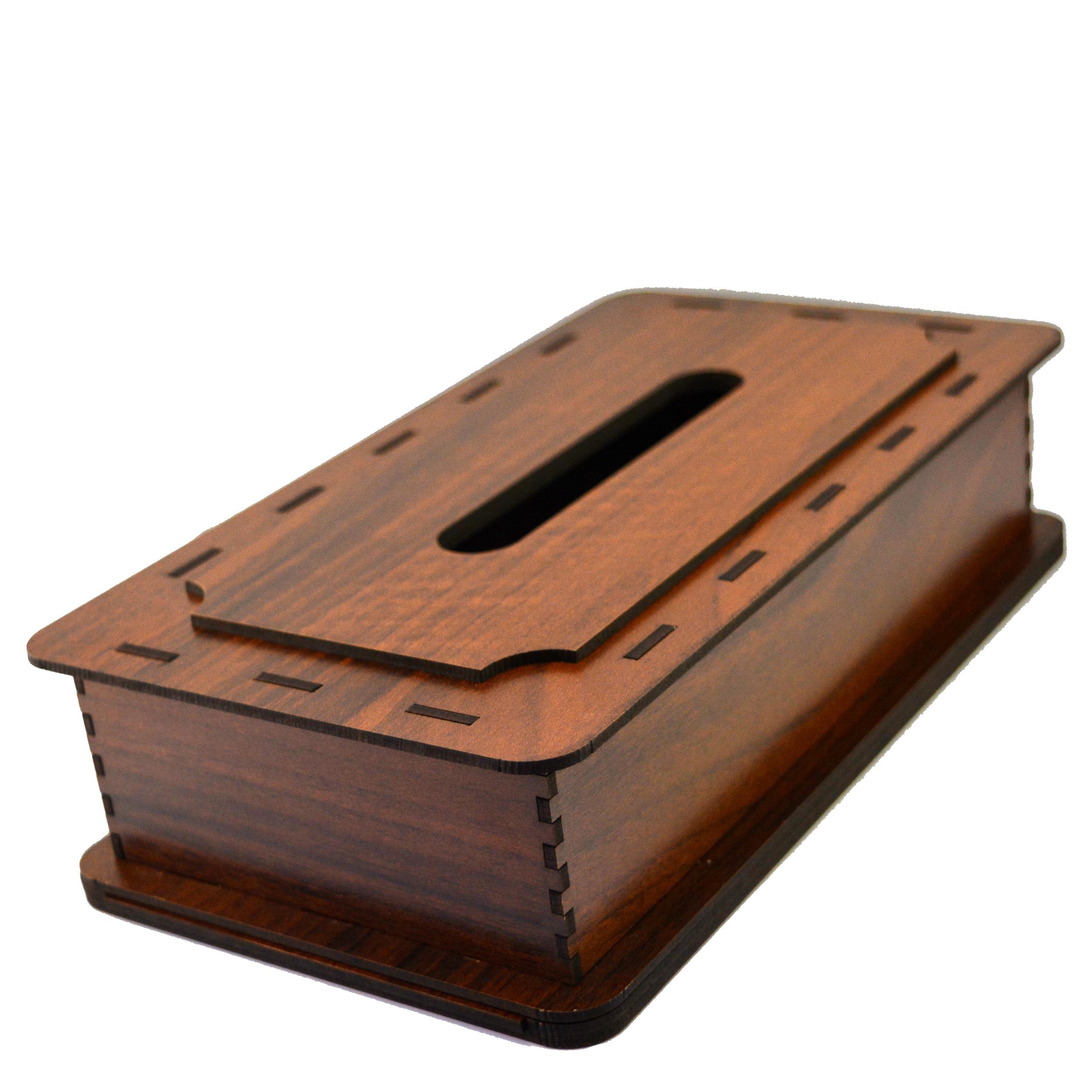 جعبه دستمال کاغذی مدل B103
