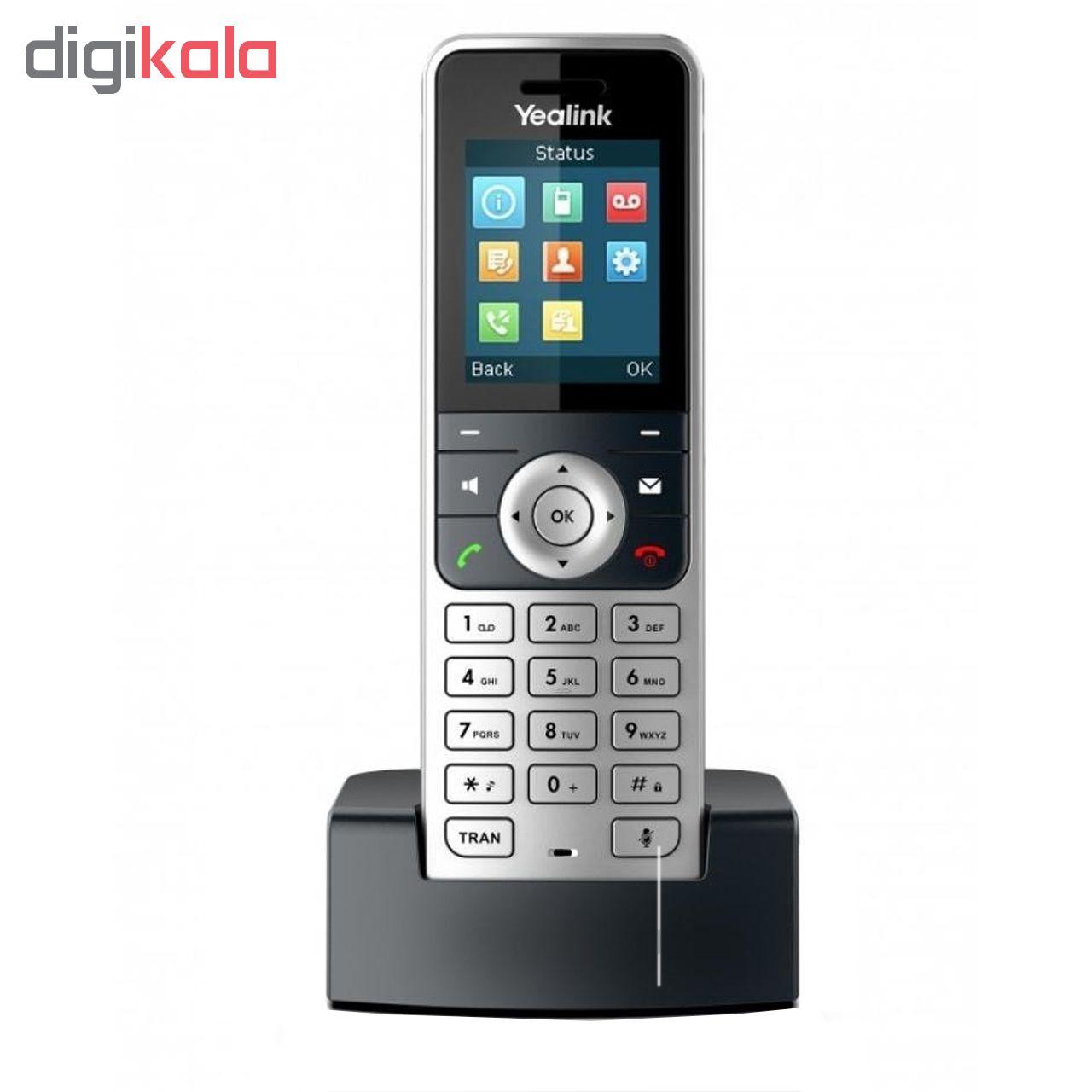 تلفن تحت شبکه یالینک مدل w53H