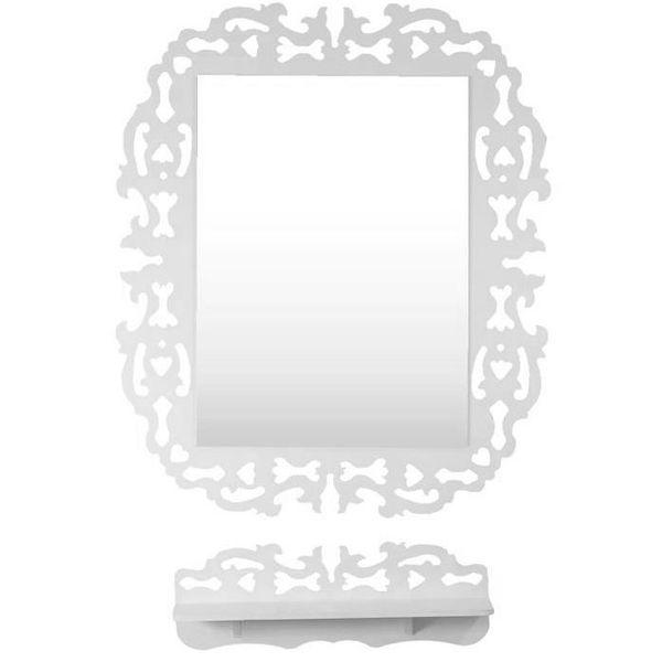 آینه کنسول مدل خفاشی کد 001