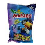 پاستیل لقمه ای مارابو با طعم میوه مخلوط مقدار 100 گرم
