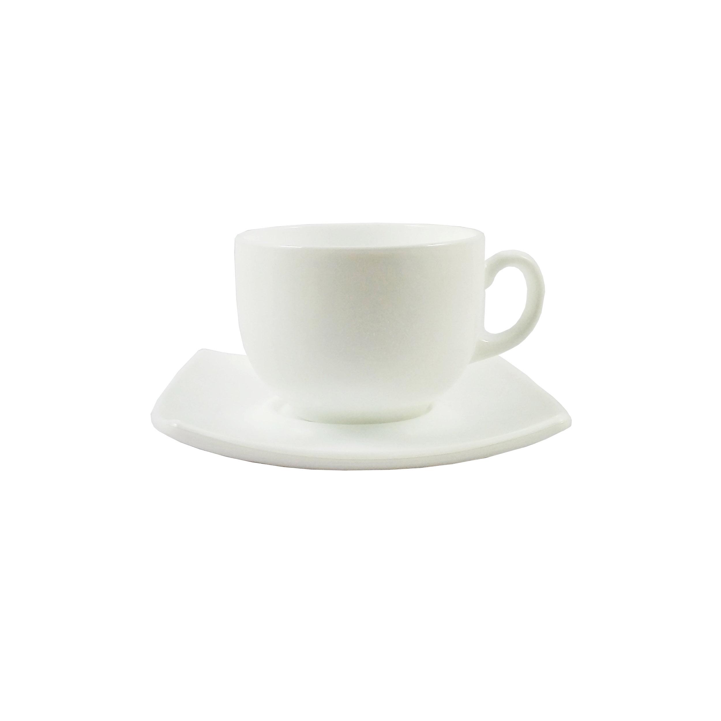 عکس سرویس چای خوری 12 پارچه لومینارک کد E-0208