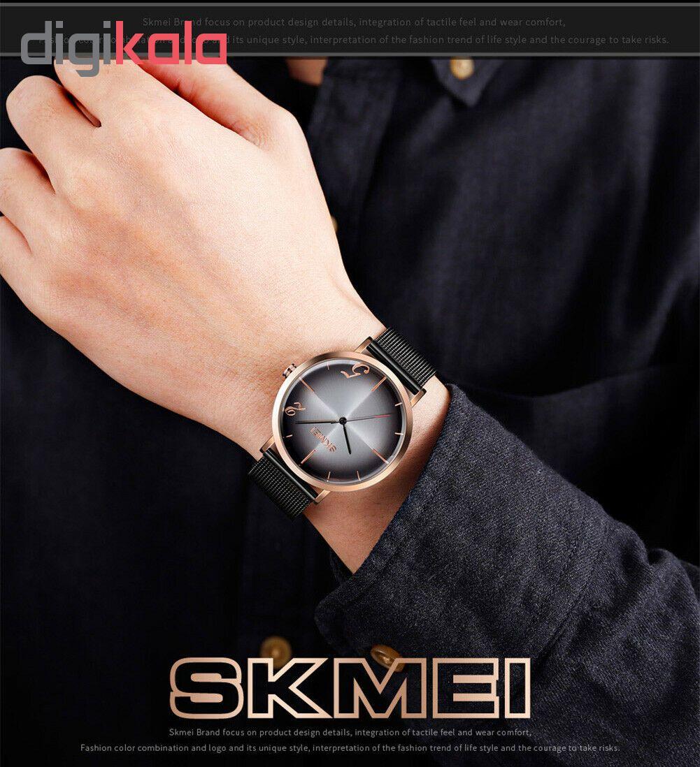 کد تخفیف                                       ساعت مچی عقربه ای مردانه اسکمی مدل 9200