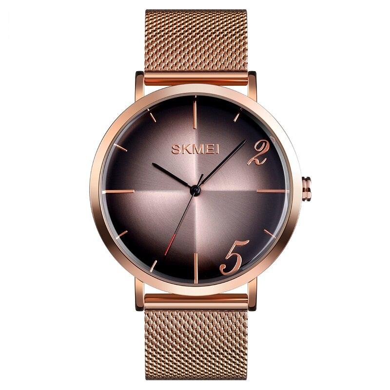 کد تخفیف                                      ساعت مچی عقربه ای مردانه اسکمی مدل 9200R