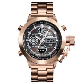 ساعت مچی عقربه ای مردانه اسکمی مدل 1515R