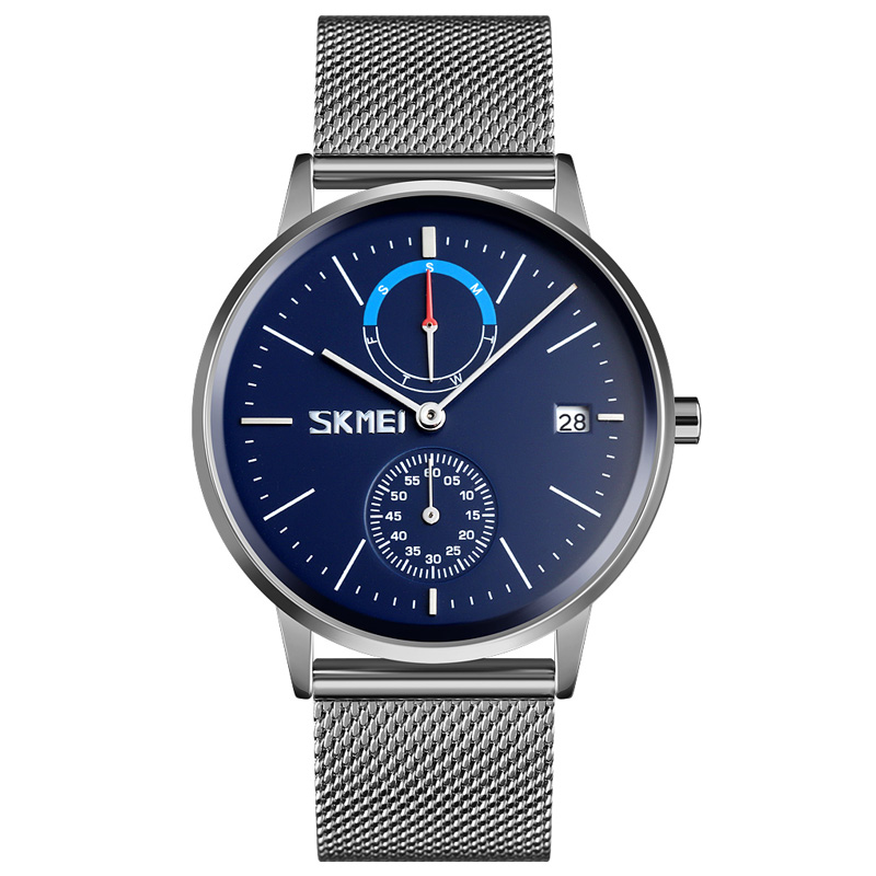 کد تخفیف                                      ساعت مچی عقربه ای مردانه اسکمی مدل 9182S