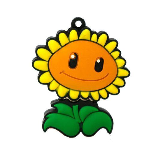 فلش مموری طرح گل آفتاب گردون مدل Ul-Pv-Fl01 ظرفیت16گیگابایت