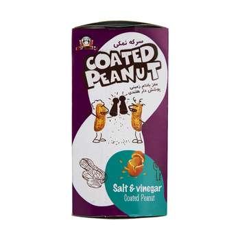 بادام زمینی پوشش دار سرکه نمکی پنگوئن مقدار 200 گرم