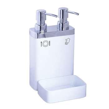 پمپ مایع دست شویی مدل شقایق کد 008