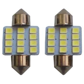 لامپ ال ای دی خودرو مدل KBG بسته دو عددی
