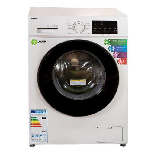 ماشین لباسشویی سامیا مدل F70215UWB ظرفیت 7 کیلوگرم Samia F70215UWB Washing Machine - 7 Kg