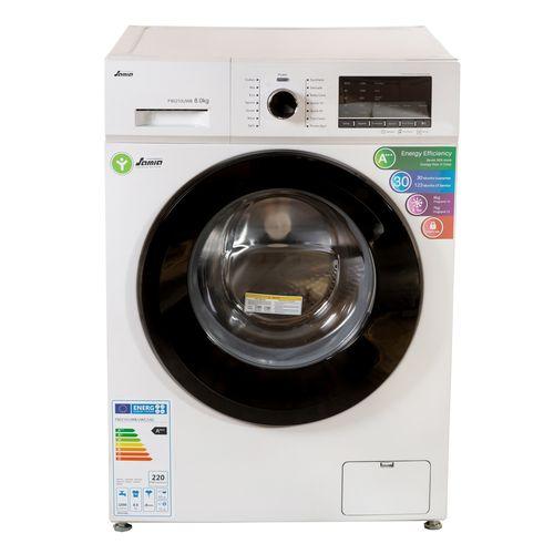 ماشین لباسشویی سامیا مدل F80210UWB ظرفیت 8 کیلوگرم Samia F80210UWB Washing Machine - 8 Kg