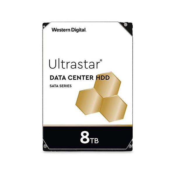 هارددیسک اینترنال وسترن دیجیتال مدل Ultrastar 0B36404 ظرفیت 8 ترابایت