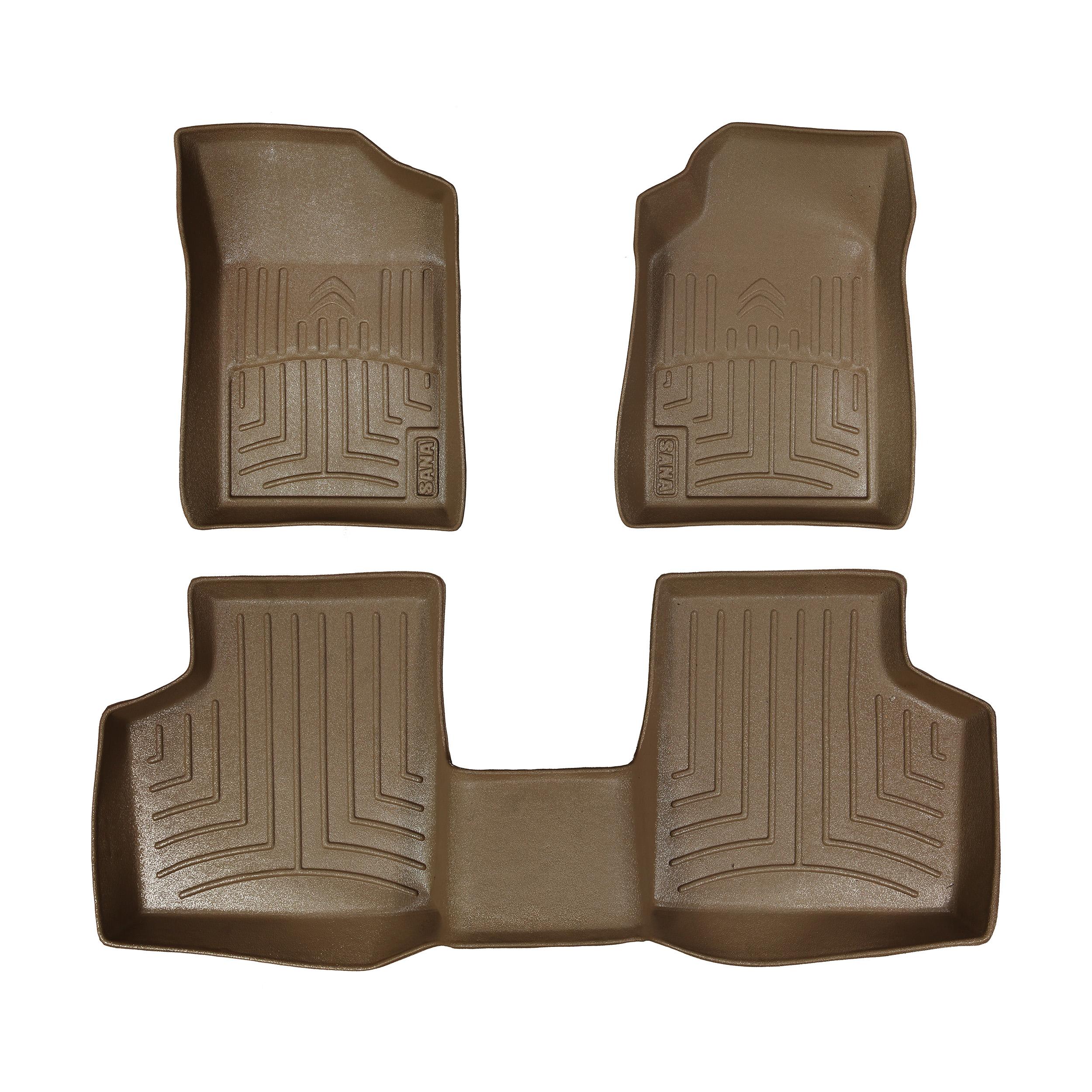 کفپوش سه بعدی خودرو سانا کد 012 مناسب برای زانتیا