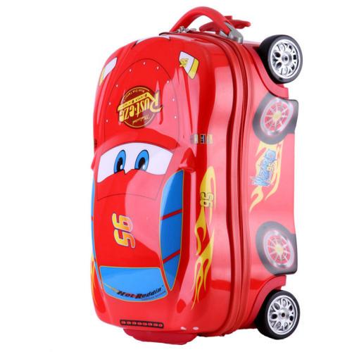 چمدان کودک مدل blueviecle
