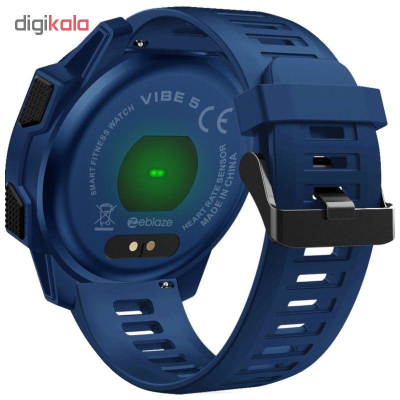 ساعت هوشمند زبلاز مدل VIBE 5